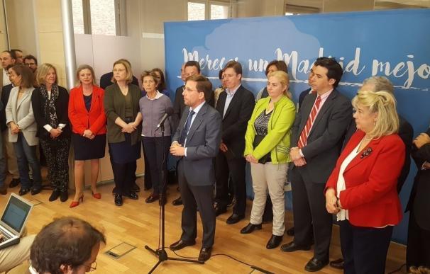"""Martínez-Almeida, nuevo portavoz del PP en el Ayuntamiento de Madrid quiere recuperar los valores """"de siempre"""""""