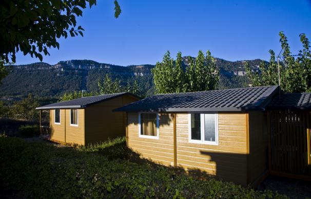 La Comunitat es la región preferida para alojarse en campings a pesar de la bajada del 11,2% en marzo