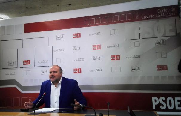"""PSOE C-LM afirma que el PP buscó """"debajo de las piedras indicios y pruebas"""" del 'Caso Cuadrifolio' y """"no las encontró"""""""