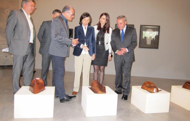 Rosa Aguilar inaugura en el C3A la mayor retrospectiva dedicada al artista Pepe Espaliú en su Córdoba natal