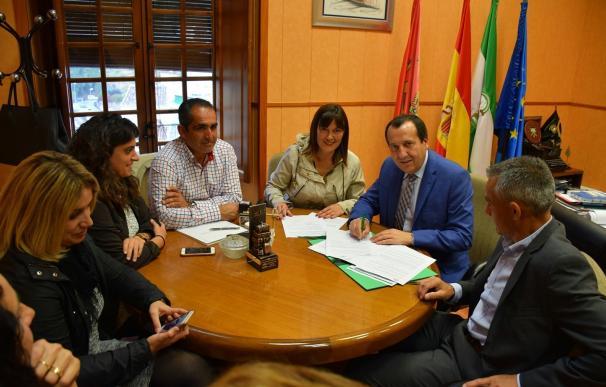 La Junta y Ayuntamiento de Álora reactivan el camping municipal El Chorro en el entorno del Caminito del Rey