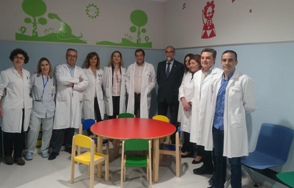 El Hospital de Tudela mejora la atención en urgencias con salas de espera y de asistencia específicas para menores