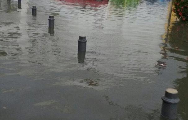 Aumentan a más de 200 las incidencias gestionadas en la provincia por el 112 a causa de las lluvias