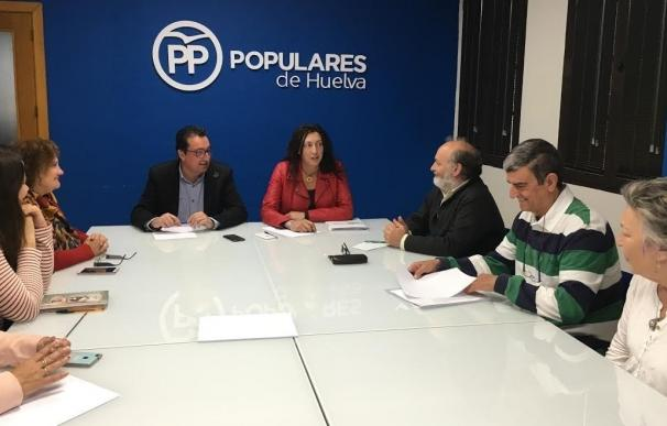 """PP-A lamenta que Susana Díaz """"siga de ruta"""" por España y Andalucía sea para ella """"una comunidad dormitorio"""""""
