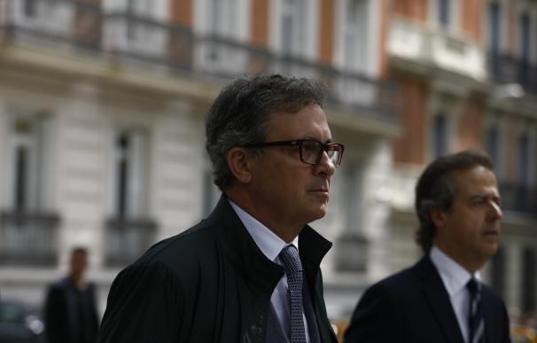 """Jordi Pujol Jr. sobre fondos de la cuenta vaciada en 2014: """"900.000 euros en billetes de 500 ocupan poco"""""""