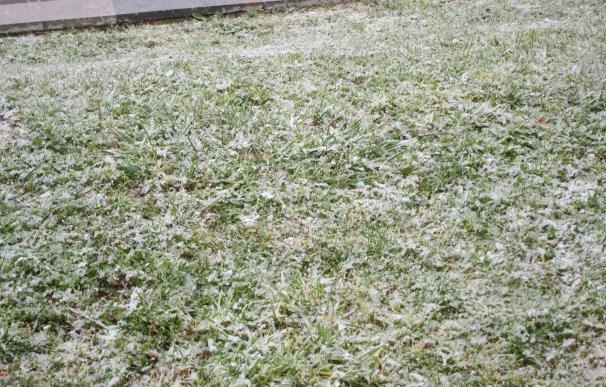 Álava registra temperaturas de -4,3 grados en Navarrete
