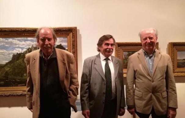 La colección de Hans Rudolf Gerstenmair, con obras de Sorolla o Fortuny, se expone desde hoy en Cáceres