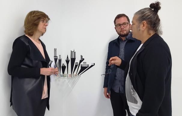 Cultura presenta la exposición 'Prêt-à-porter', un proyecto del artista cubano Carlos Garaicoa para el Centro Párraga