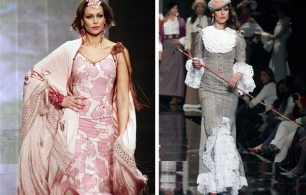 """Empresas de moda flamenca mantienen ventas en feria y alertan de competencia """"desleal"""" de empresas 'low cost'"""