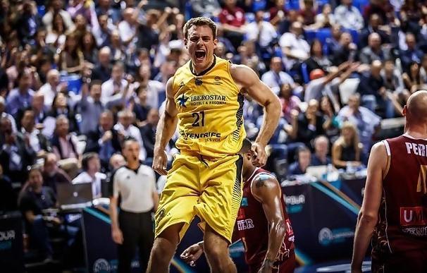 Iberostar Tenerife eleva el desafío a la final contra Banvit