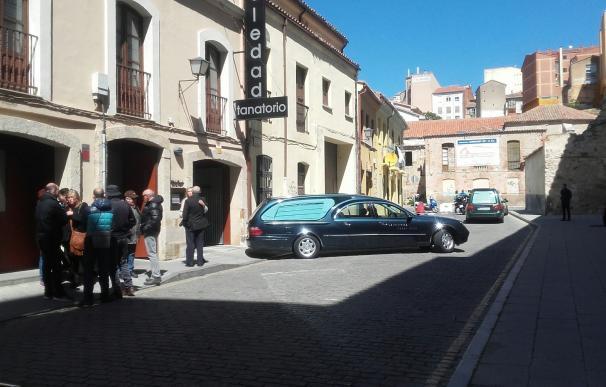 Familiares y amigos velan en Zamora los restos mortales de los tres montañeros fallecidos en Picos de Europa