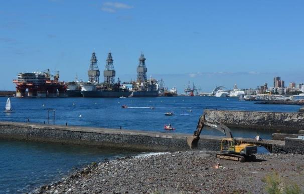 NC presentará una enmienda de tres millones en los PGE para la playa de Valleseco (Tenerife)