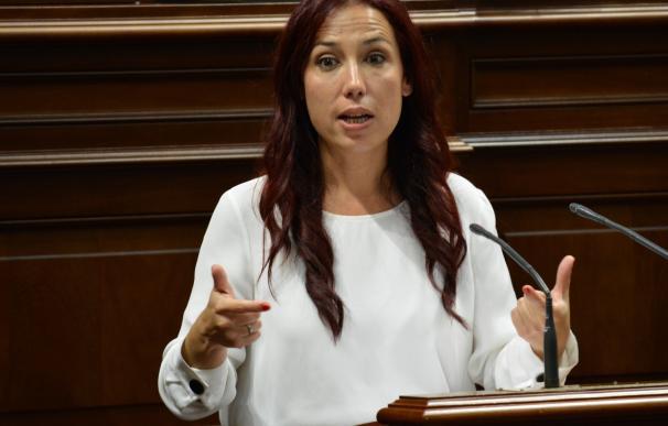"""Patricia Hernández (PSOE) dice que el 'caso Las Teresitas' confirma que Santa Cruz de Tenerife fue """"expoliada"""""""