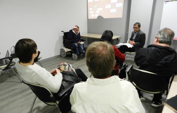 La asociación de discapacitados Aspid de Lleida pone en marcha un servicio de denuncias por discriminación
