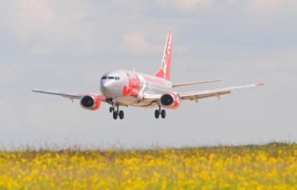 Jet2.com inaugura temporada en Reus, donde crecerá un 65% este año