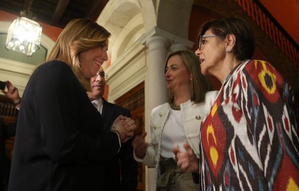 Presidenta de Parlamento murciano: La supresión de aforamiento debe abordarse a nivel nacional para evitar desigualdades
