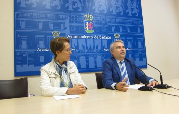 Francisco Javier Pizarro asume Juventud y Francisco Javier Gutiérrez, Turismo en el Ayuntamiento de Badajoz