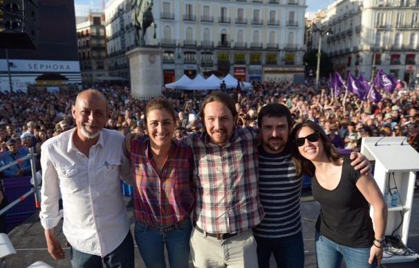 """Pablo Iglesias cerrará 'Madrid se levanta' para celebrar un 2 de Mayo """"digno y popular"""" frente a """"la trama que gobierna"""""""