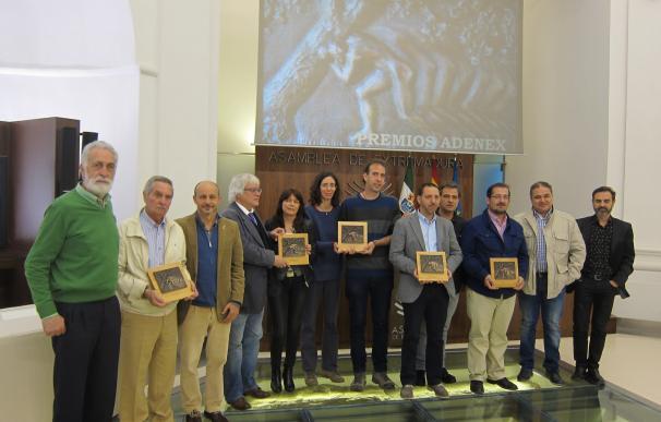 La Sociedad Micológica, el Movimiento Ibérico Antinuclear y la Plataforma Procultura del Árbol, entre los Premios Adenex