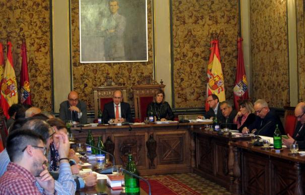 La Diputación de Salamanca pide al Gobierno que permita a las entidades locales reinvertir su superávit en 2017
