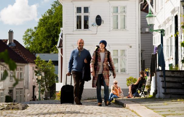 """Checco Zalone protagoniza 'Un italiano en Noruega': """"Tenemos la capacidad de reconocer nuestros defectos"""""""