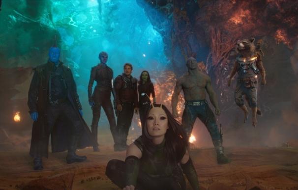 'Los guardianes de la Galaxia', 'Plan de fuga' con Luis Tosar y la comedia 'Un italiano en Noruega', estrenos de hoy