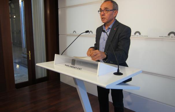El Parlamento catalán debatirá pedir a un órgano del Consejo de Europa el aval para el referéndum
