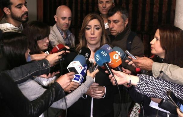 Susana Díaz visita Palma el próximo viernes dentro de su campaña a la Secretaría General del PSOE