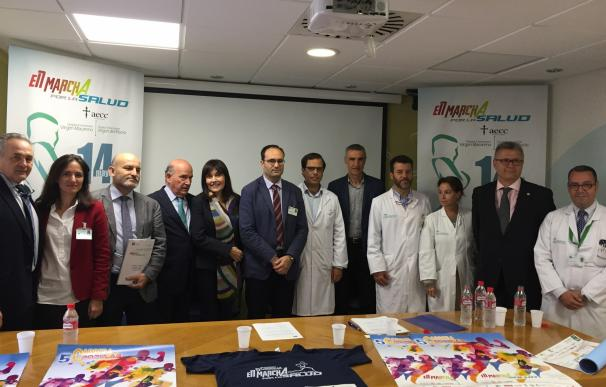 La V Carrera Popular 'En marcha por la salud' se celebrará el 14 de mayo