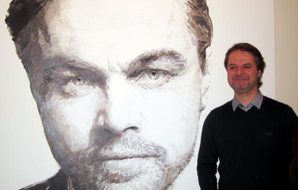Retratos de Al Pacino, DiCaprio o Brad Pitt cuelgan de las paredes del Casino de Salamanca