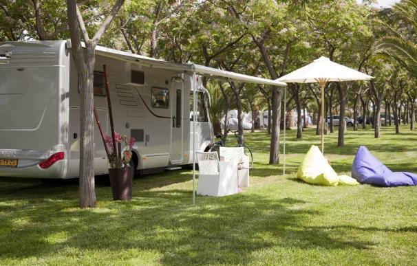 Murcia lidera la mayor estancia media en campings y registra la segunda mejor en apartamentos turísticos en marzo