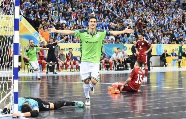 (Crónica) Movistar Inter se mete en la final tras eliminar al anfitrión en el último minuto
