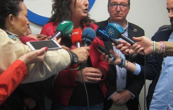 """PP-A defiende actuación del partido ante los casos de corrupción y asegura que son """"personas que ya no están"""" en el PP"""