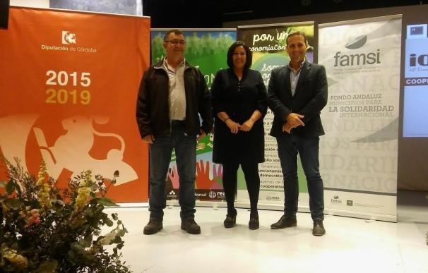 Diputación acoge un encuentro municipalista sobre modelo cooperativo en la gestión de servicios públicos