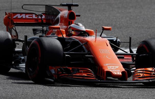 Vandoorne cambia el motor de su McLaren y recibe una sanción de 15 puestos en la parrilla de salid