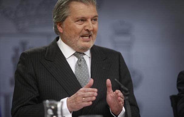 """Méndez de Vigo afirma que al Estado le """"interesa un acuerdo de varios años"""" por la colección de la baronesa Thyssen"""