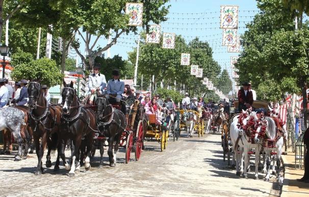 Curro inaugura este sábado la primera Feria de Abril con el calendario ampliado y más casetas públicas