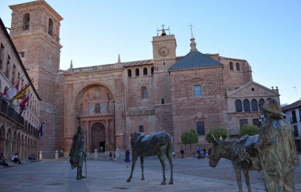 Villanueva de los Infantes (Ciudad Real) celebra este sábado su proclamación como uno de los pueblos más bonitos