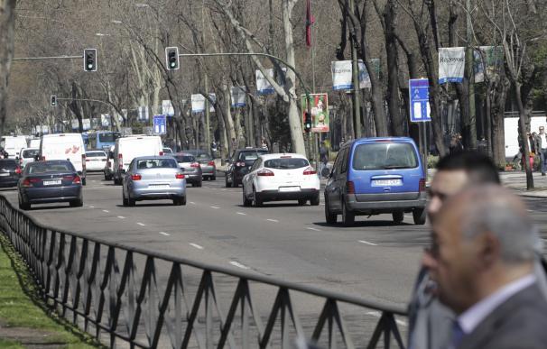 La DGT prevé 6,5 millones de desplazamientos durante el Puente del 1 de Mayo que comienza hoy