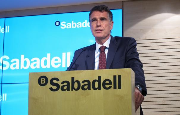 Banco Sabadell pide una reforma hipotecaria que preserve lo bueno del sistema actual