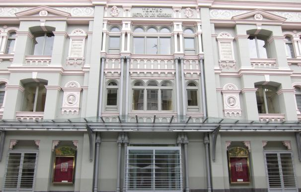 Cs pide a Gamarra que explique el proyecto y el coste de la ampliación del Teatro Bretón