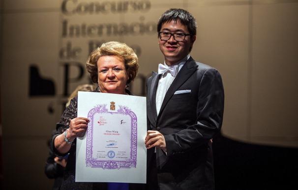 El pianista Chun Wang se convierte en el ganador del 59º Concurso Internacional de Piano Premio 'Jaén'