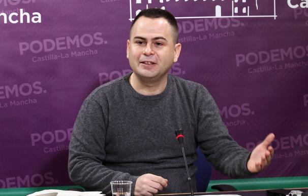 David Llorente confirma su candidatura a la Secretaría General de Podemos con su corriente 'Podemos Avanzar Juntxs'