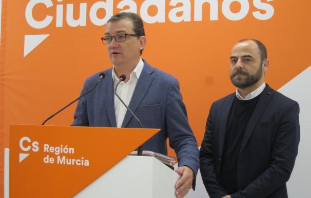 Los diputados de Cs habilitan una oficina en Murcia para que los ciudadanos puedan remitir sus inquietudes al Congreso