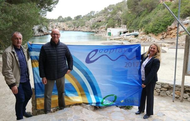 Cala Pi recibe la bandera Ecoplayas