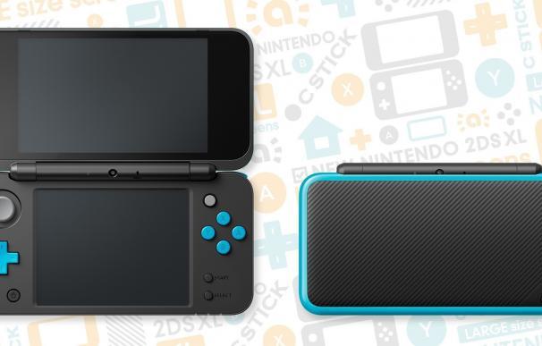 New Nintendo 2DS XL, la nueva consola portátil de Nintendo