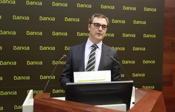 """Sevilla (Bankia) espera que la nueva ley hipotecaria """"clarifique"""" los cuestionamientos de la anterior"""