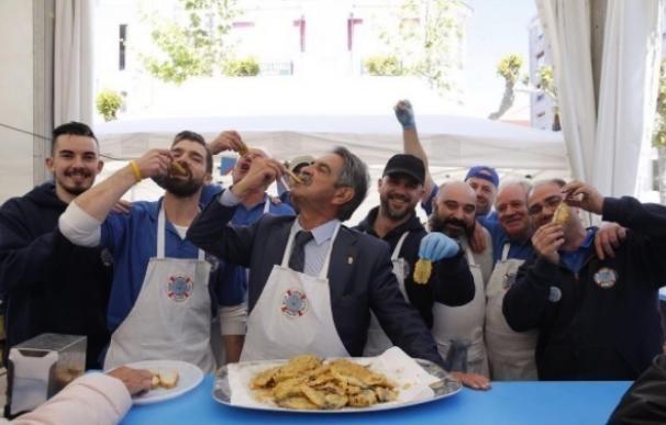 """AMPL Revilla dice que la anchoa es """"marca Cantabria al nivel de Altamira o José María de Pereda"""""""
