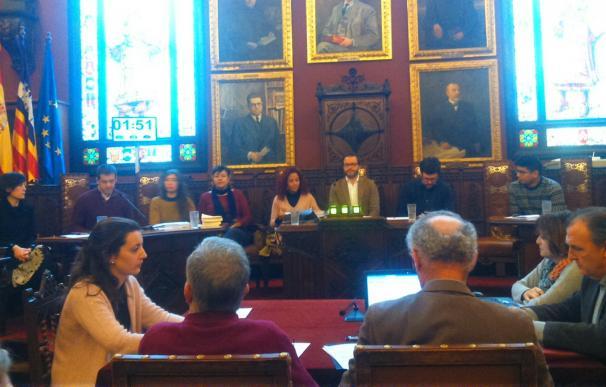 El Ayuntamiento de Palma aprueba el presupuesto de 2017 que asciende a 412 millones con el rechazo de PP y C's