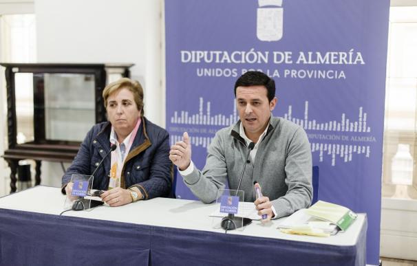 Bomberos del Levante atenderán a los pueblos del Almanzora tras el cese del servicio por parte de Albox